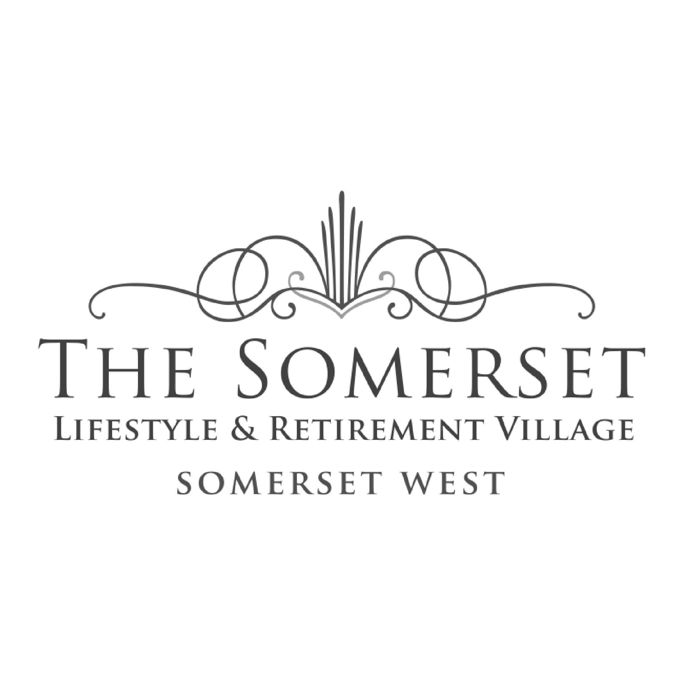 The Somerset Retirement Village greyscale