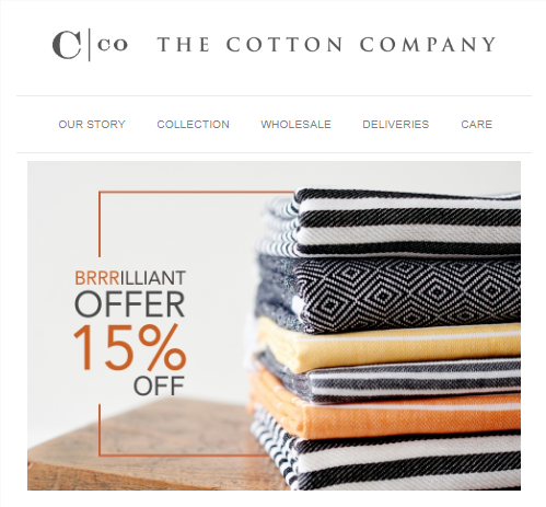 The Cotton Company Jun 18