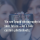 We see brand photography in your future 2