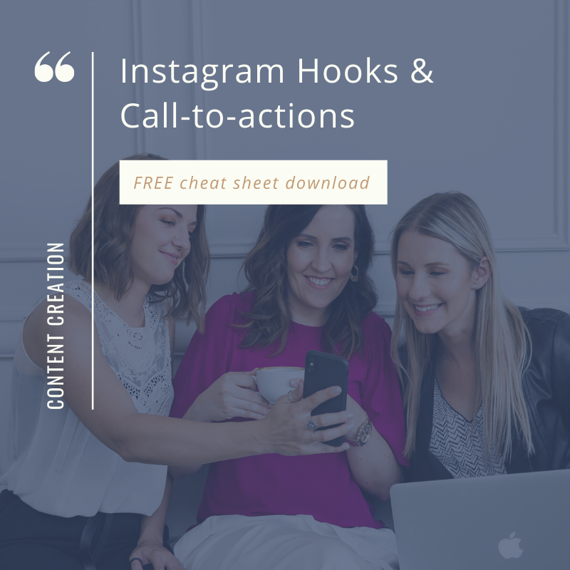 Instagram Hooks and call to actions free download